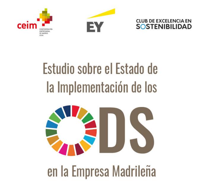 Presentación Estudio sobre el Estado de la Implantación de los ODS en la Empresa Madrileña
