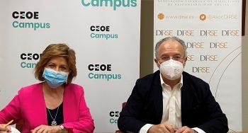 """DIRSE y CEOE Campus se alían por la """"Transformación Sostenible"""""""