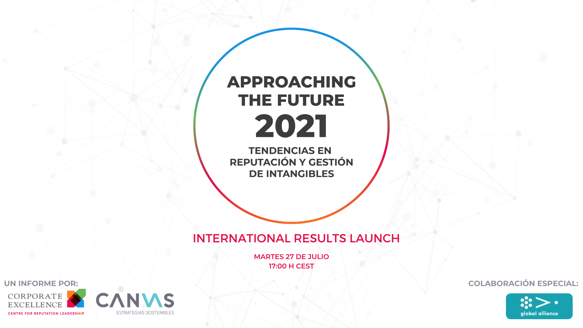 Approaching the Future 2021: Trends in Reputation and Management of Intangibles