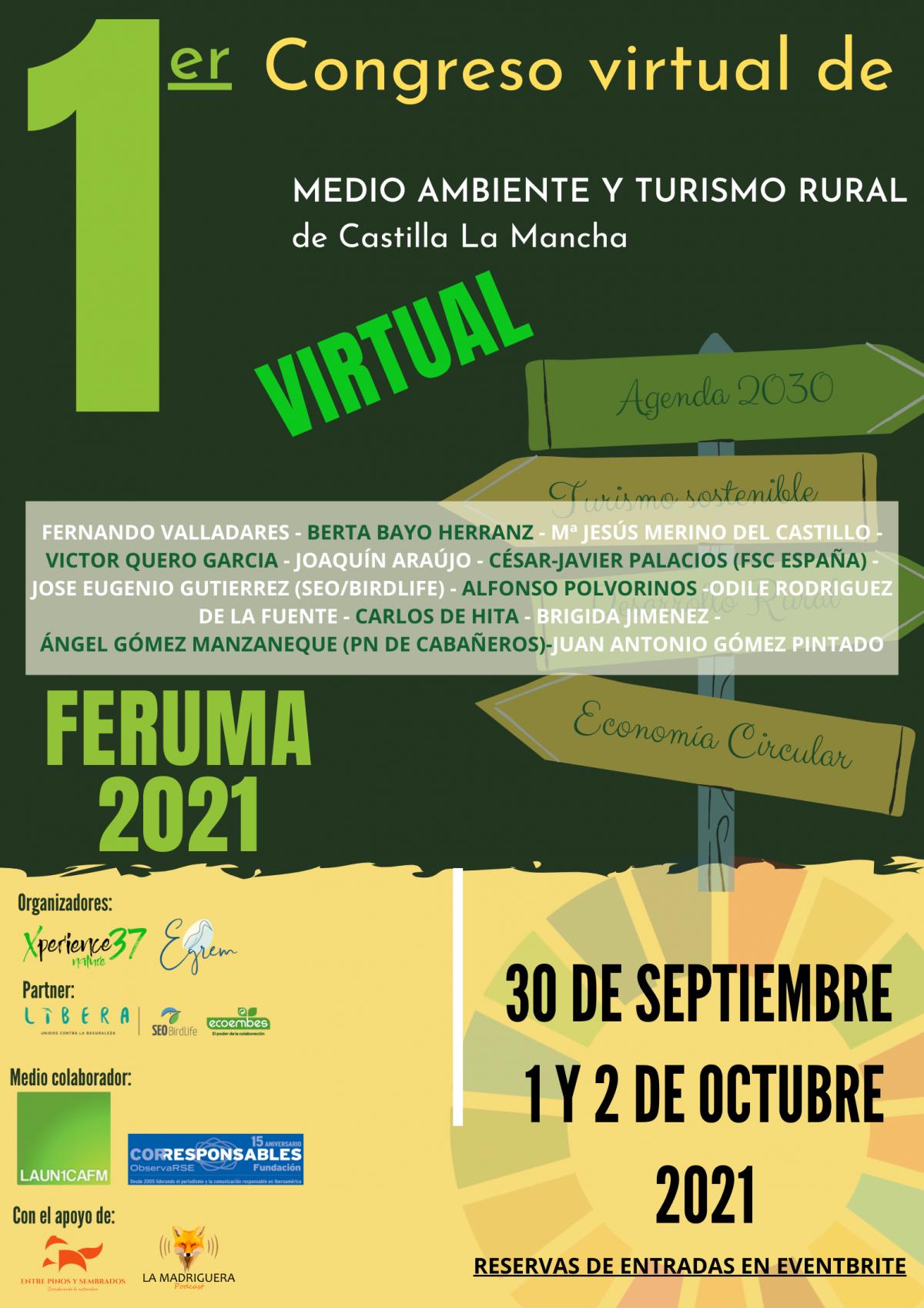 I Congreso de Medio Ambiente y Turismo Rural de Castilla La Mancha