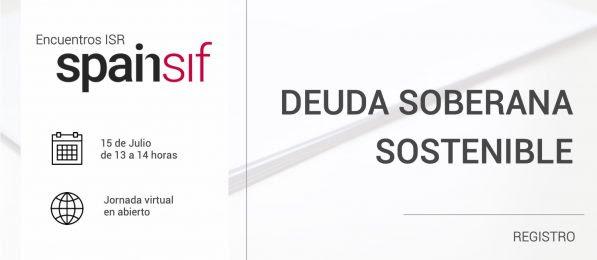 Encuentro ISR: Deuda Soberana Sostenible