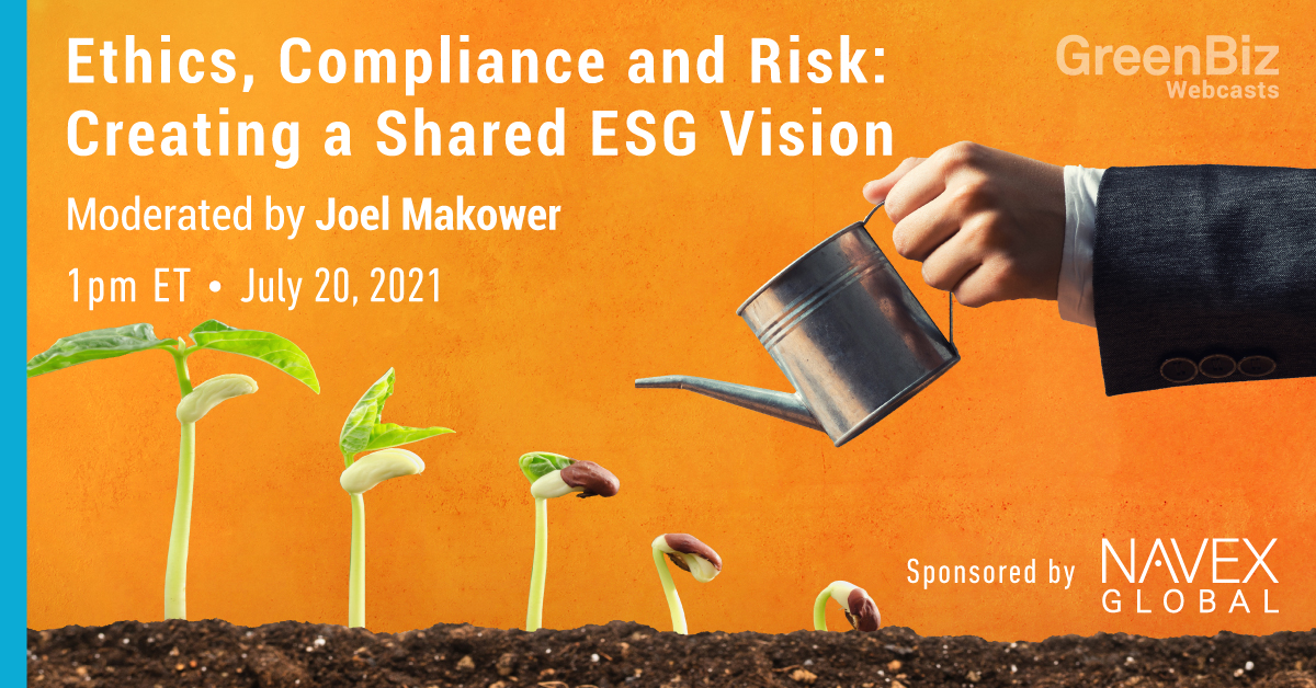 Ethics, compliance and risk