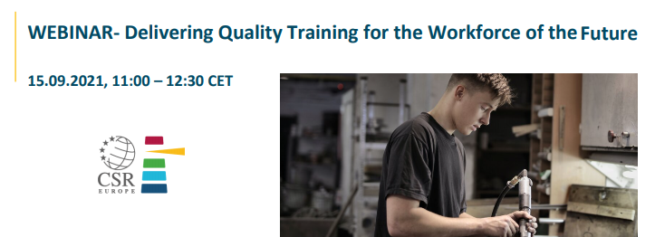 Delivering Quality Training for the Workforce of the Future